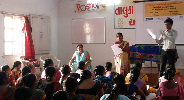 Training of ASHA Workers