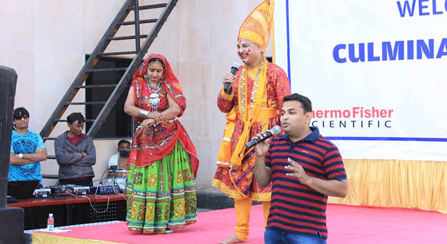 Ranglo-Rangli in CSR Culmination Event