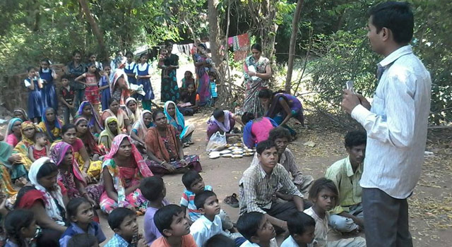 Health Intervention in Tribal Area
